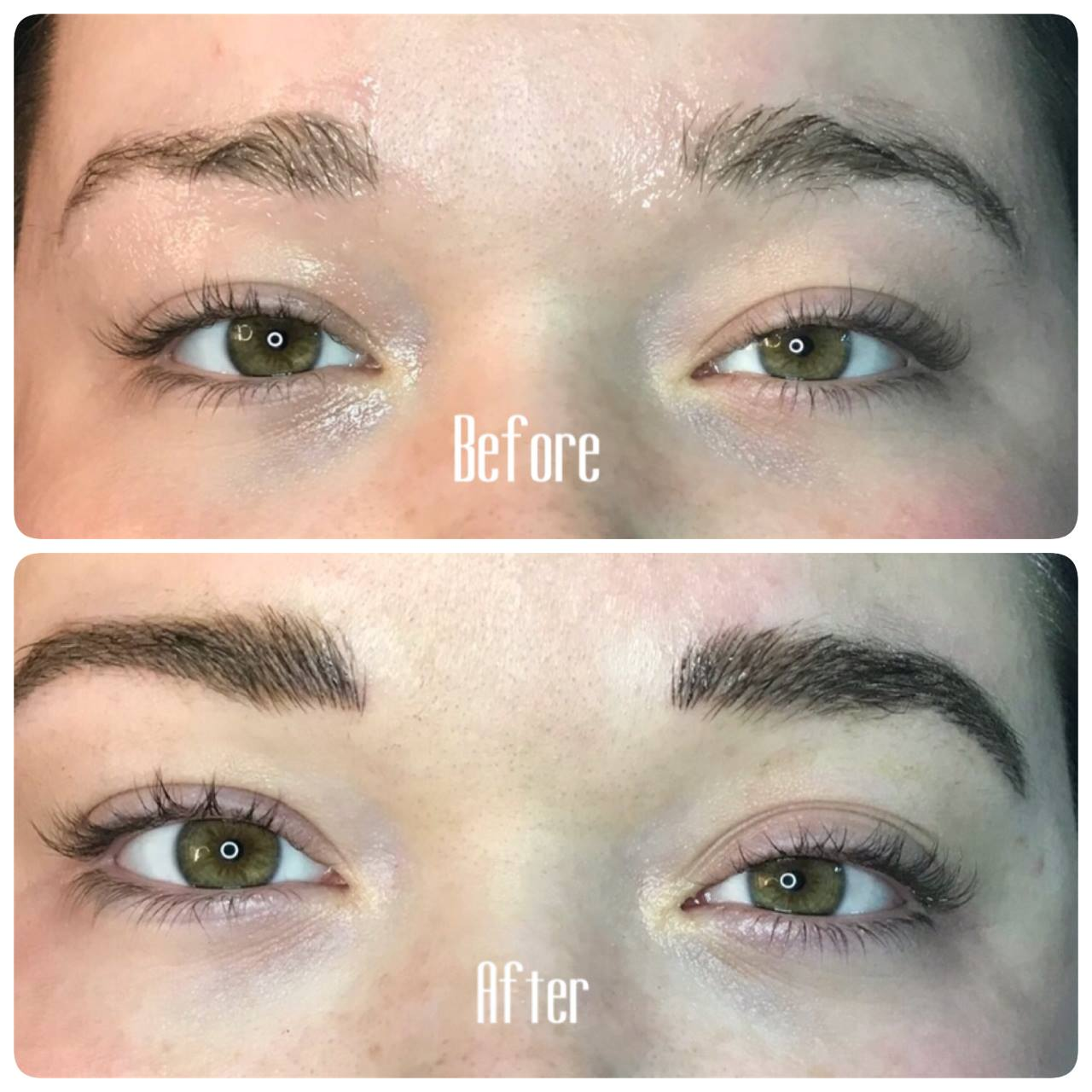 Microblading and shadding at bodyrx louisville