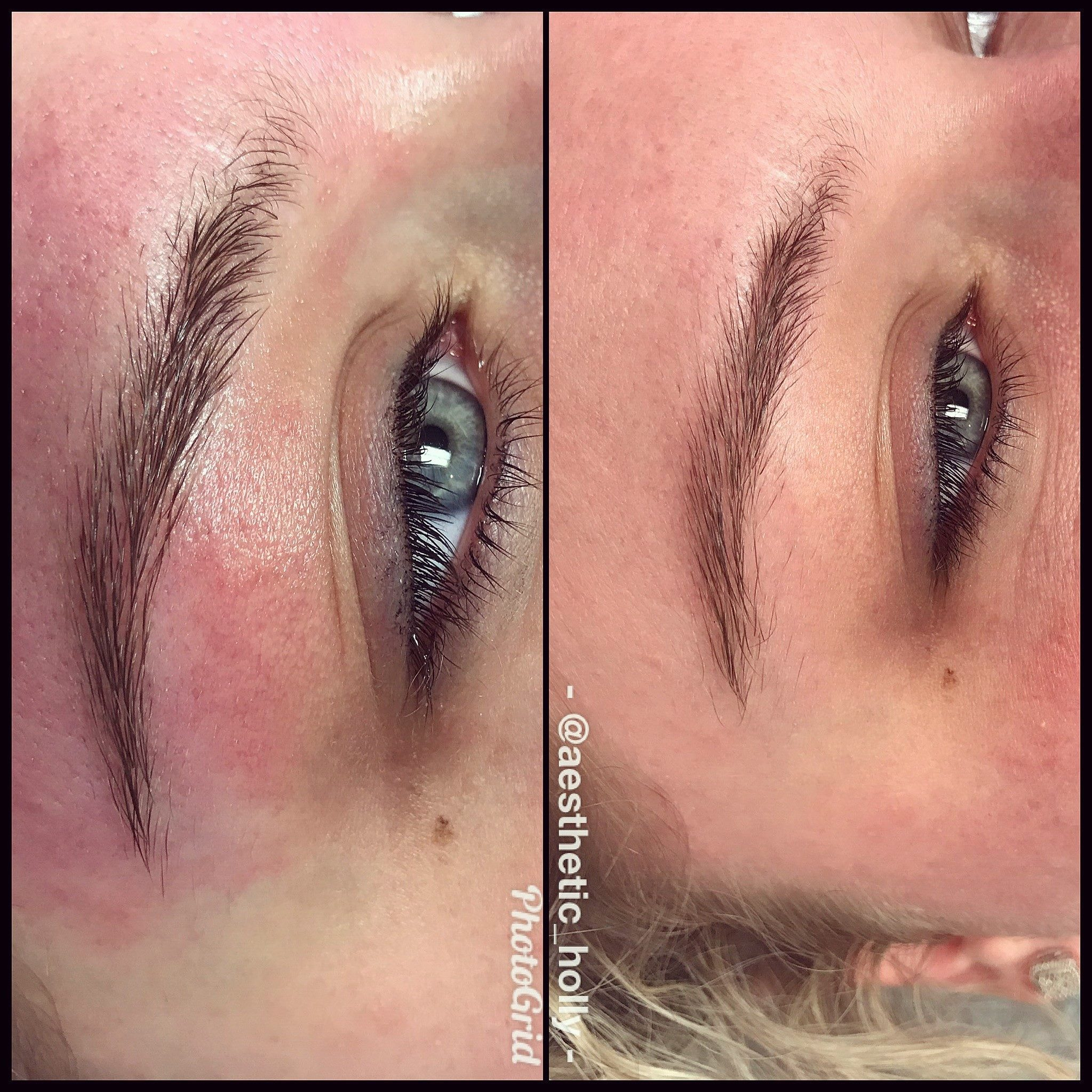 Microblading threading at bodyrx louisville