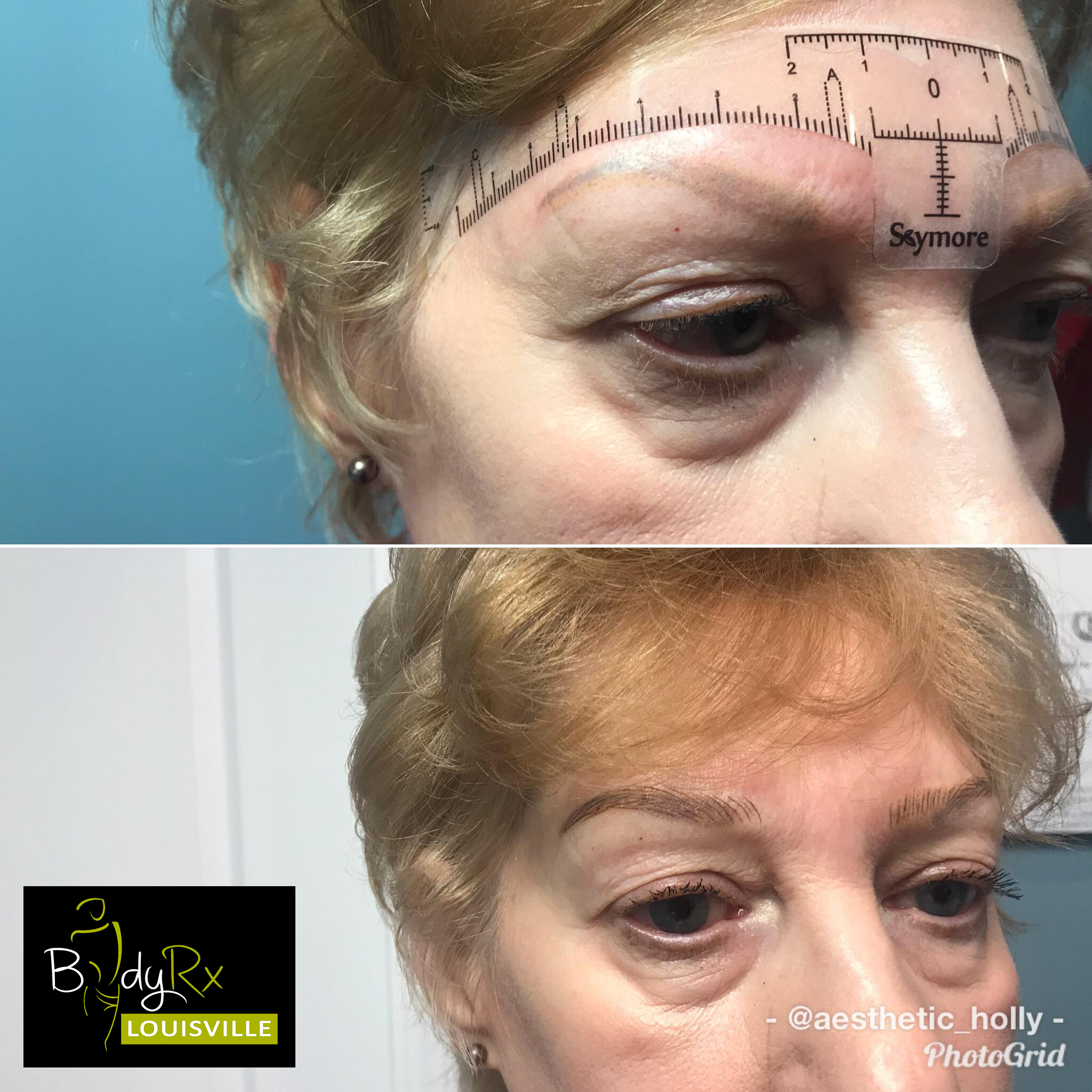 Microblading At Bodyrx Louisville 1