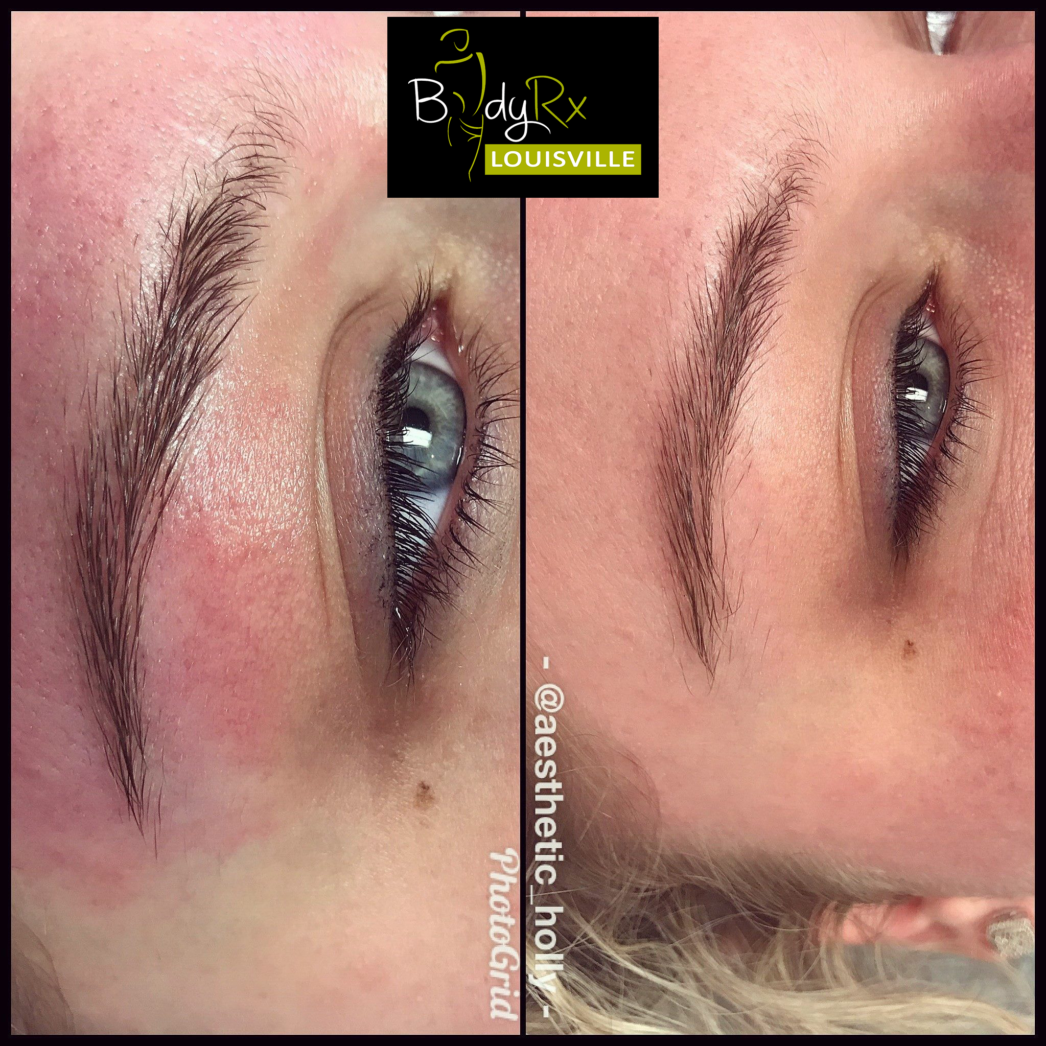 Microblading Threading Or Waxing At Bodyrx Louisville 1