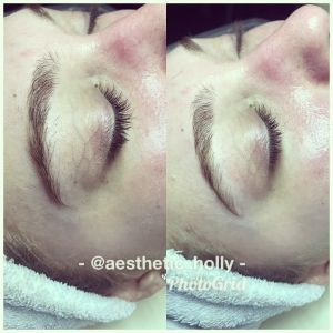 Eyebrow waxing at bodyrx louisville