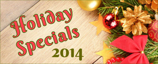 BodyRx Louisville holiday specials for 2014